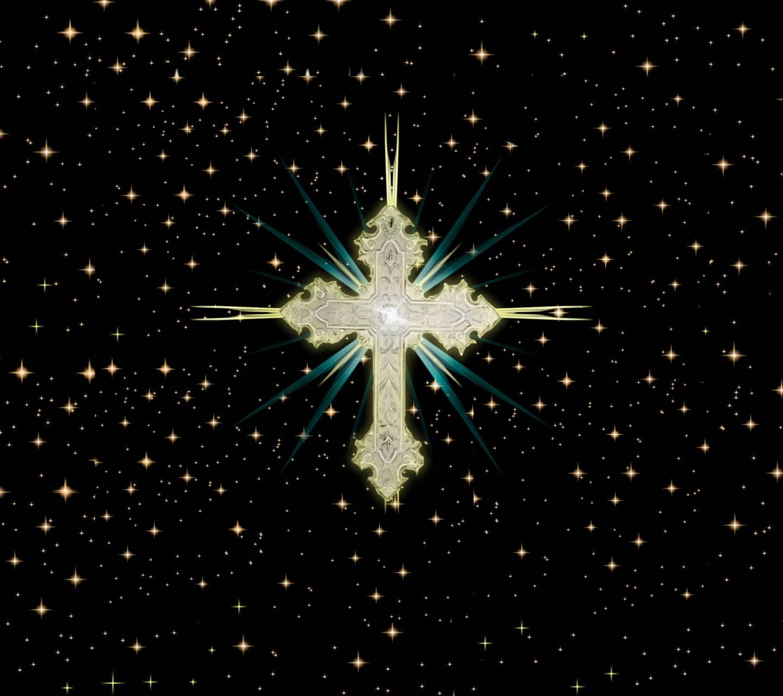 Cross in Sky2