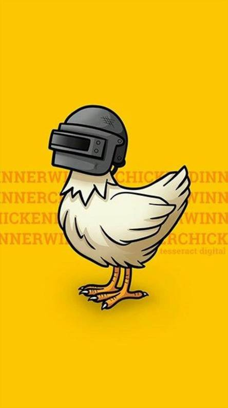 Pubg Chicken Dinner Ringtones And Wallpapers Free By Zedge