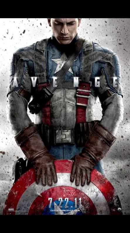 Captain America The