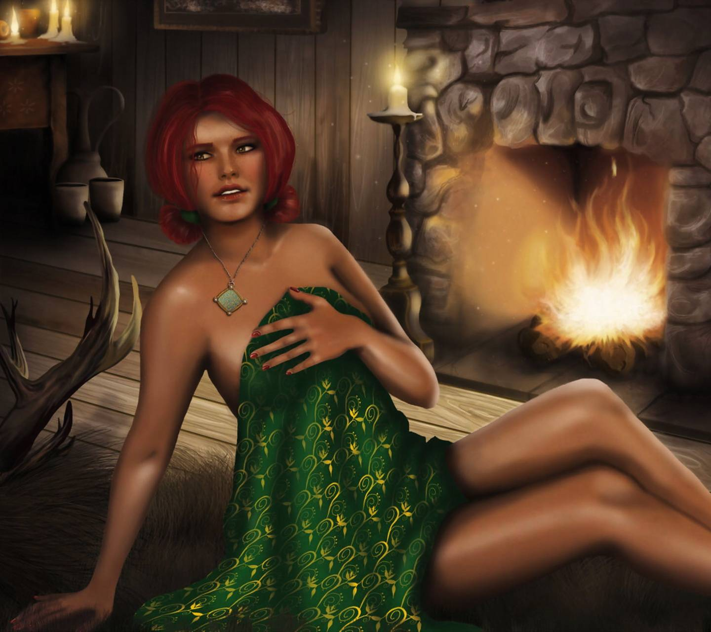 Triss Merigold Wallpaper By Xtive 9b Free On Zedge