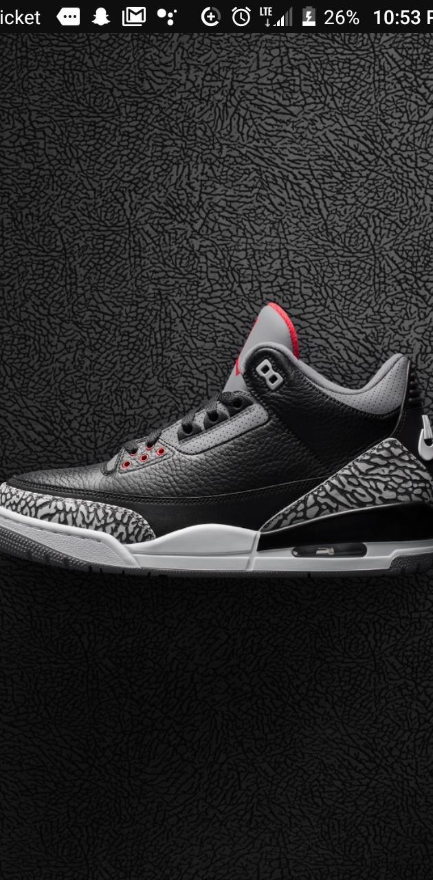Jordan cement 3s OG