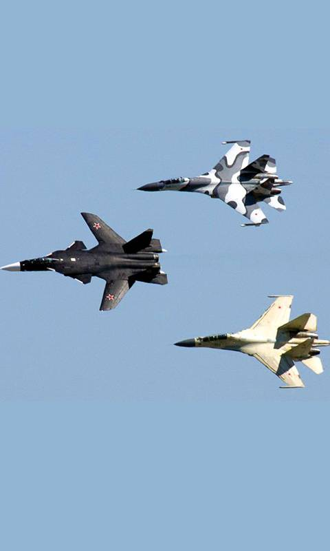 Jet Russian Fighters