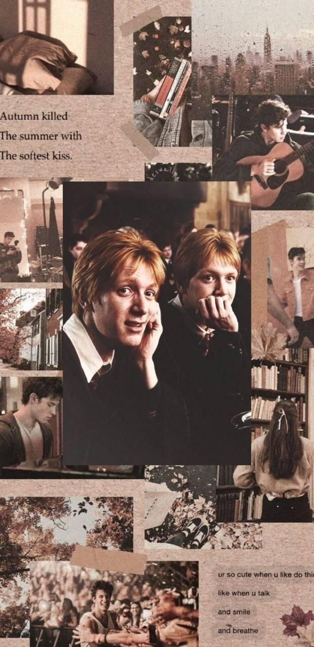 Gemelos Weasley