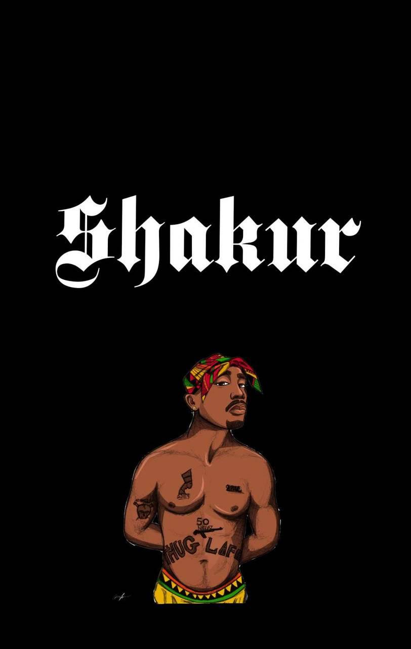 Shakur Wallpaper