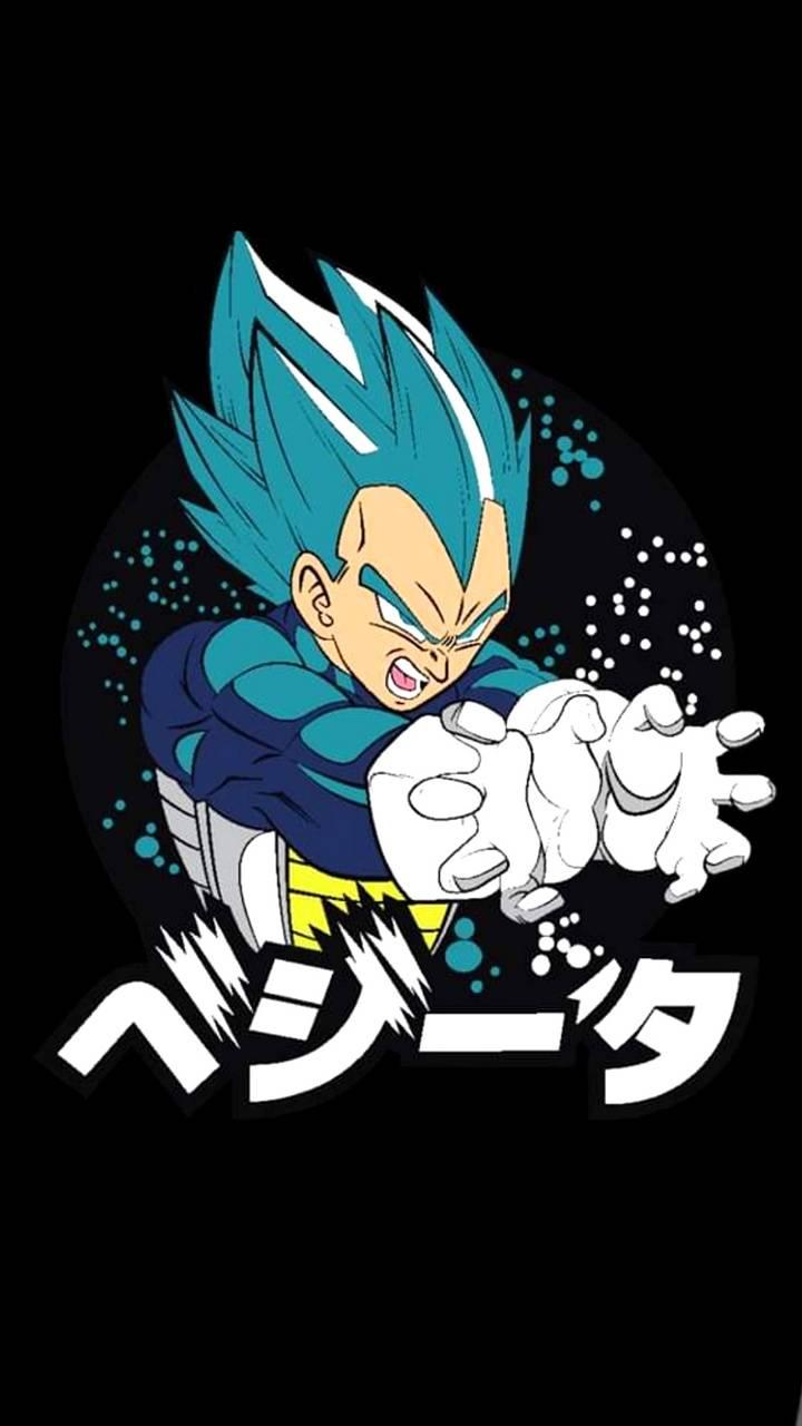 Super Saiyajin Blue