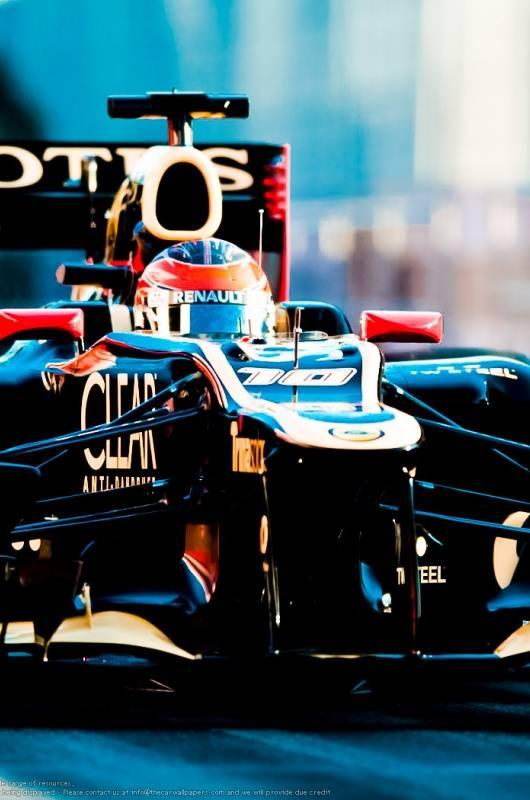 F1 Lotus 2012