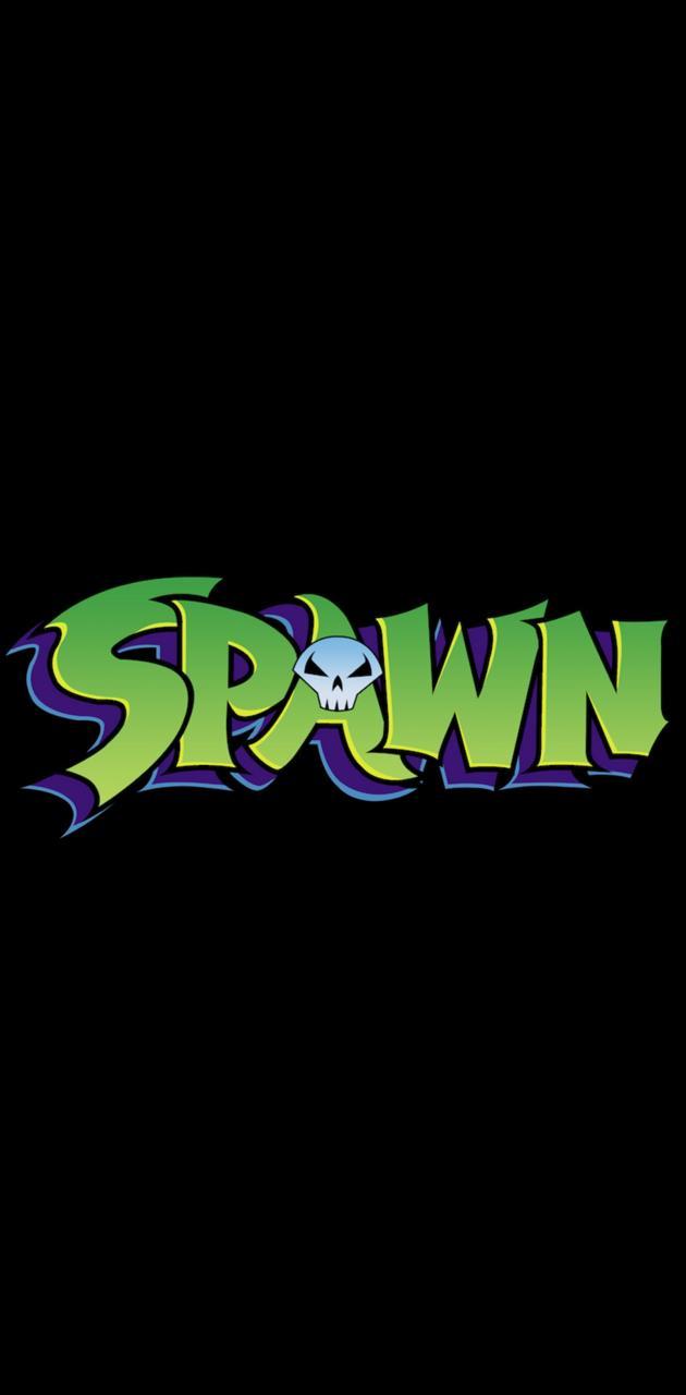 Spawn logo font