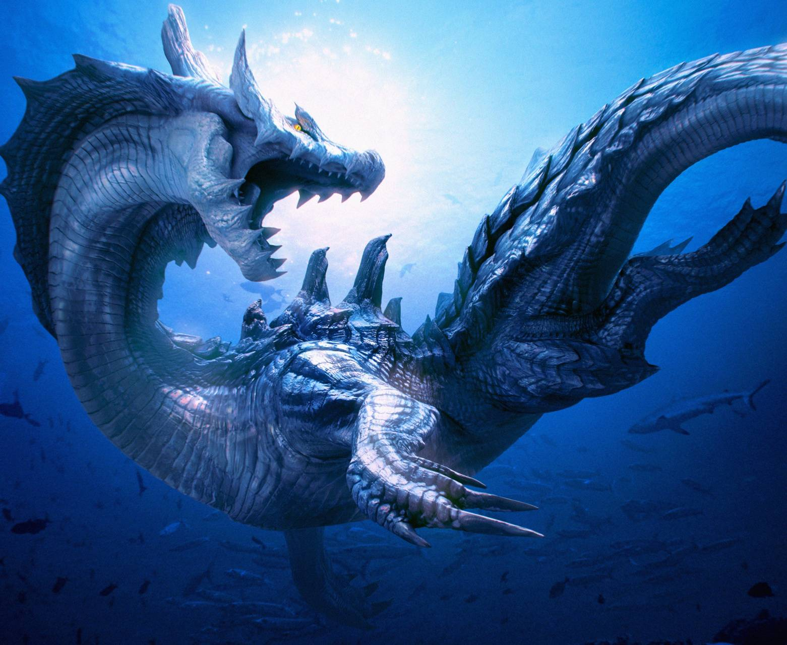 Lagiacrus Wallpaper By Logren C8 Free On Zedge On land only he's more like any other if the issue with lagiacrus is about is neck, do you think it there would be a similar issue with fatalis. lagiacrus wallpaper by logren c8