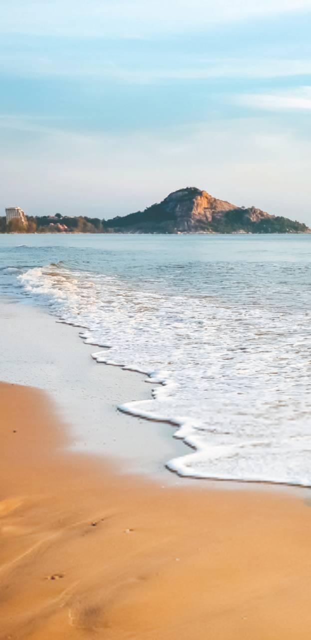 Beach Front 4k