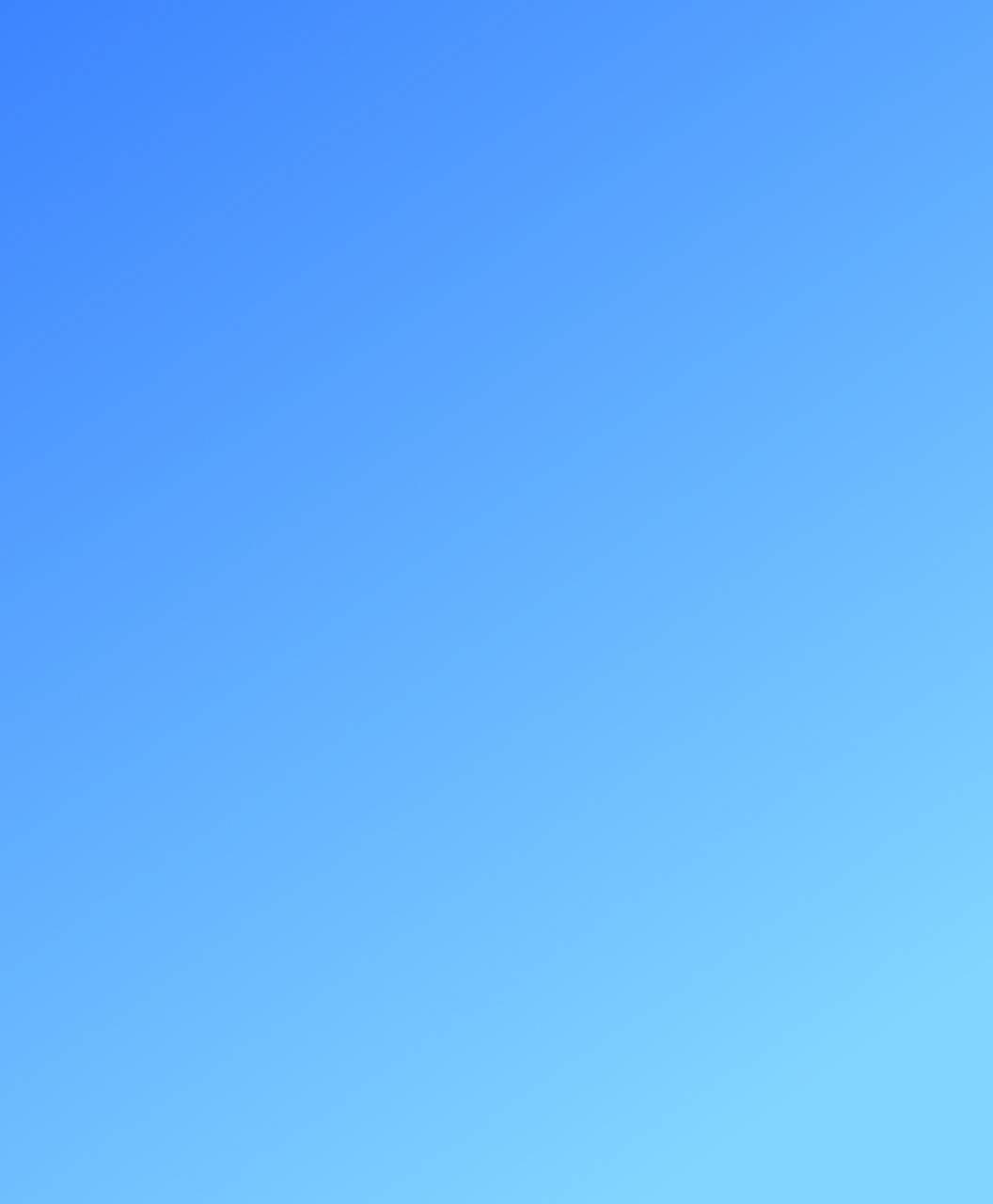 Soft Blue iPhoneX
