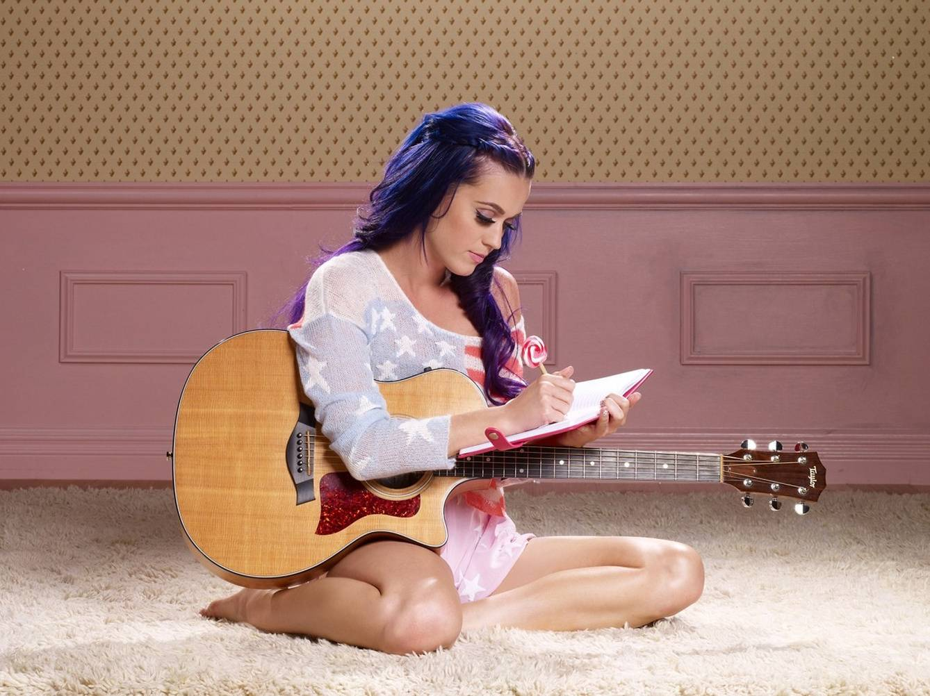 Ketty Perry Hd