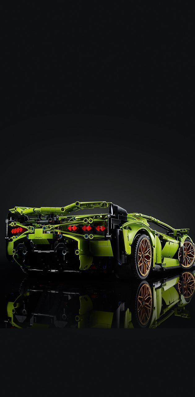 Lamborghini Sían LEGO