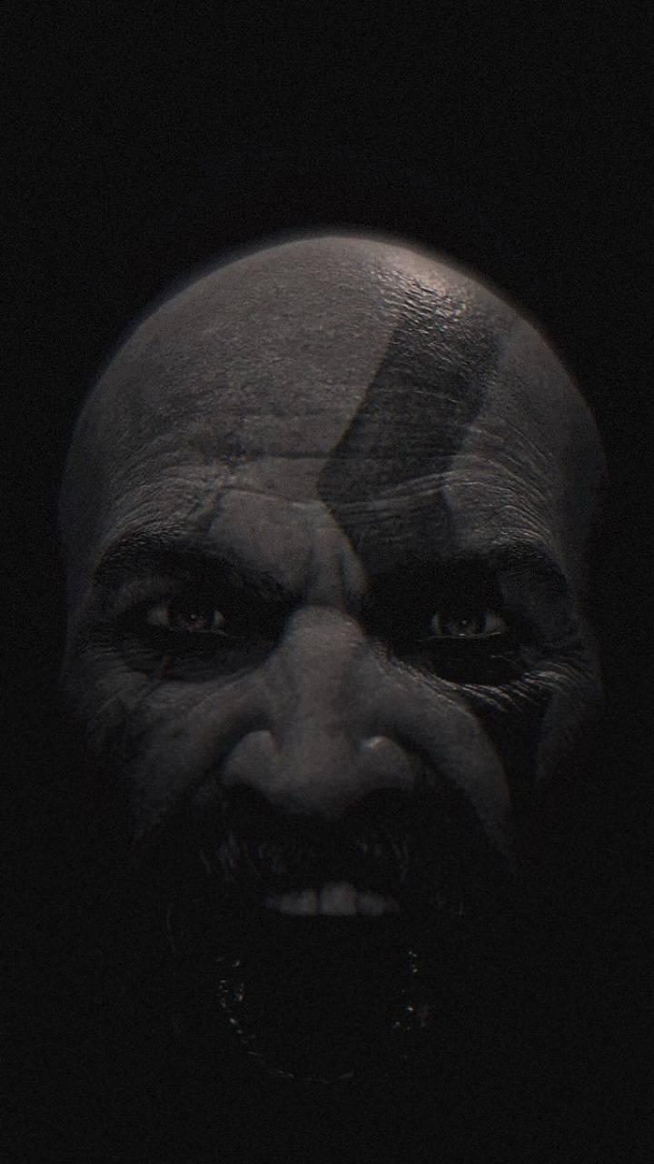 Kratos Portrait