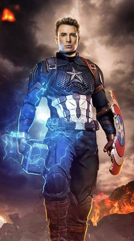 Endgame Captain America Ringtones And Wallpapers Free By Zedge