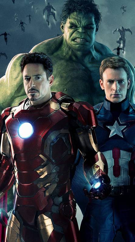 Age Of Ultron Avengers