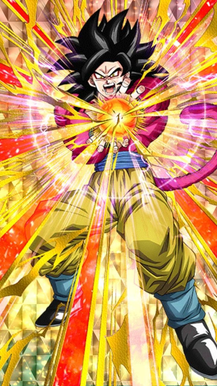 Super Saiyan 4 Goku Wallpaper By Tesla5 49 Free On Zedge