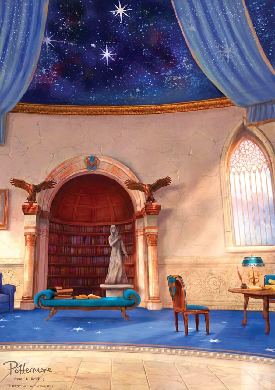 Ravenclaw room