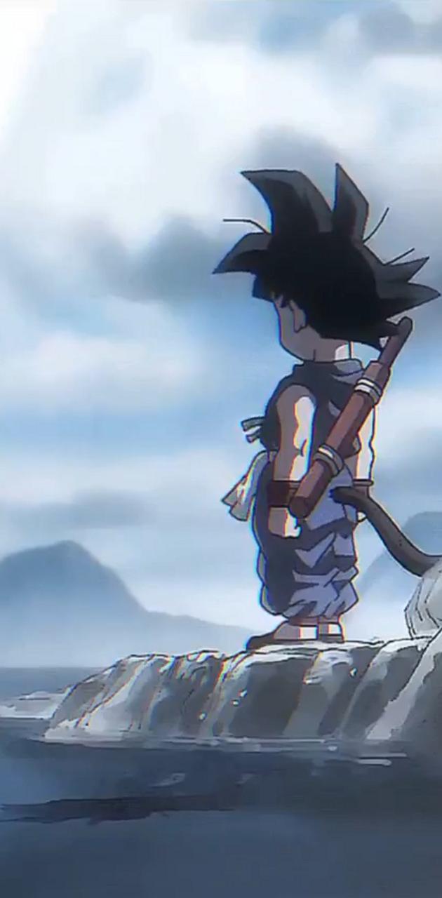Goku chiquito