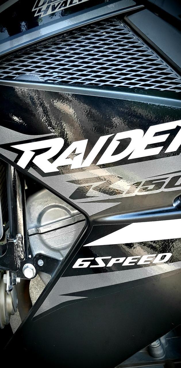 suzuki raider 150fi