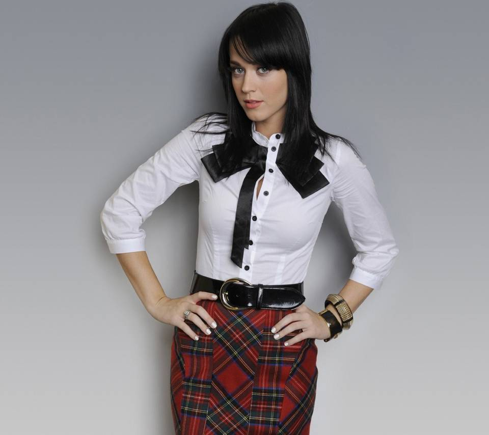 Katy Perry Schoolgir