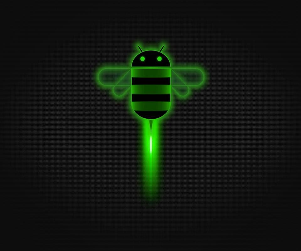 Honeycomb Hd Green