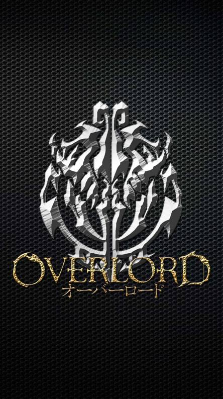 Ainz Ooal Gown Logo Wallpaper