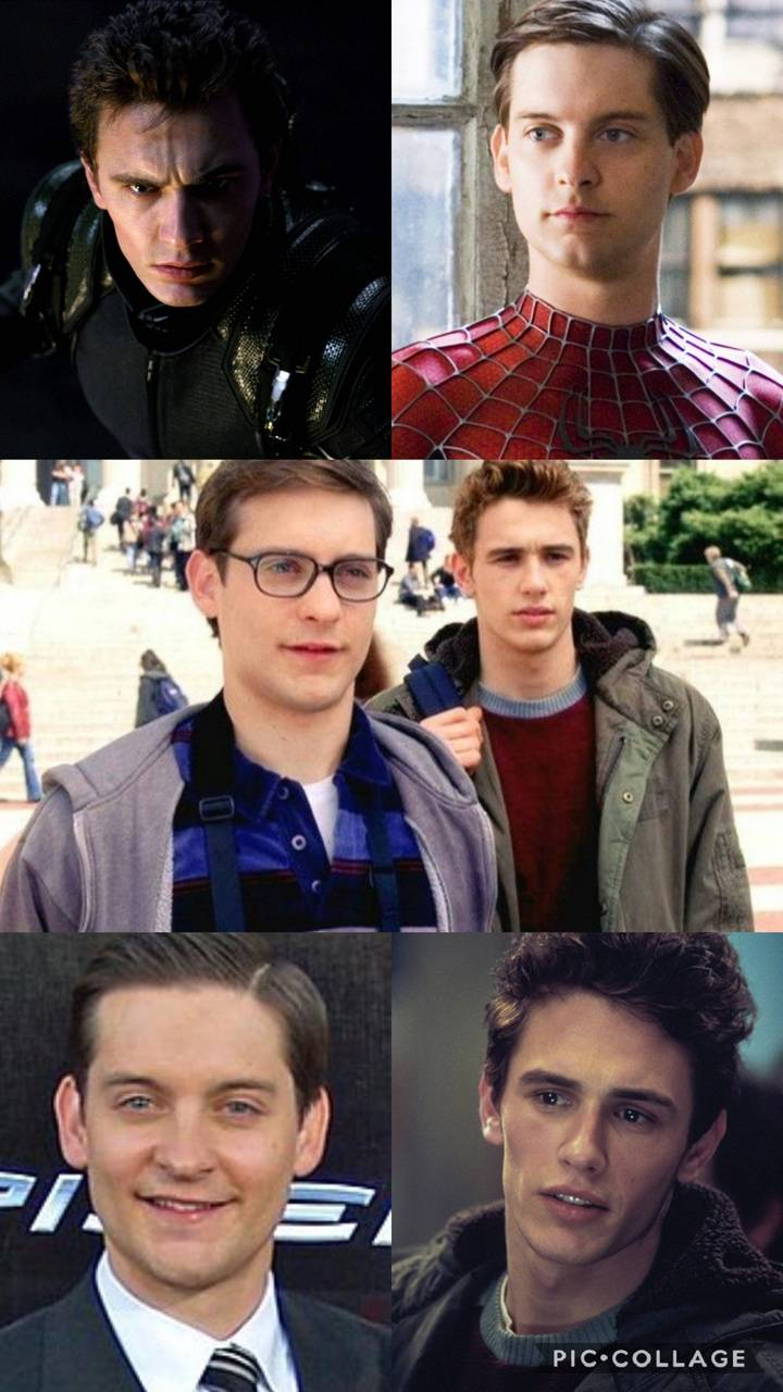 Peter and Harry
