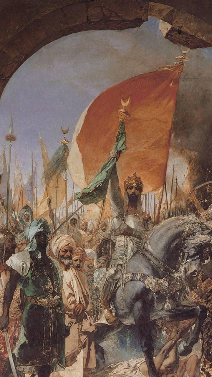 Fatih Ottoman 1453