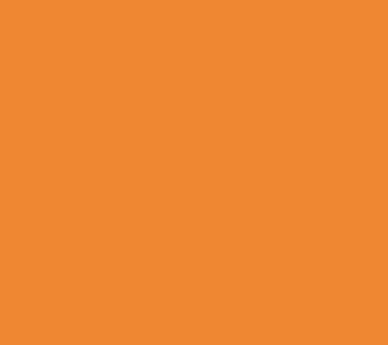 Solid Orange Color Wallpaper By Akkh99