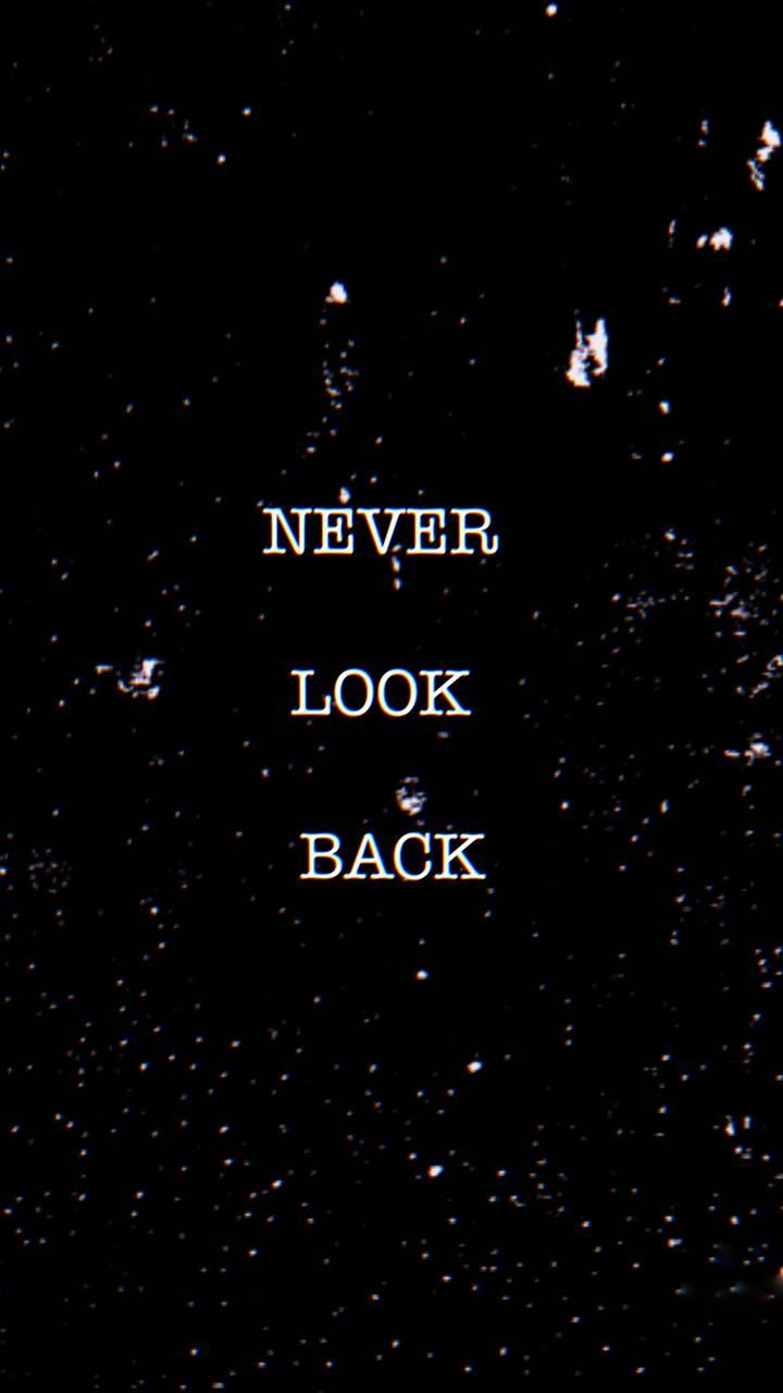 NEVER LOCK BACK