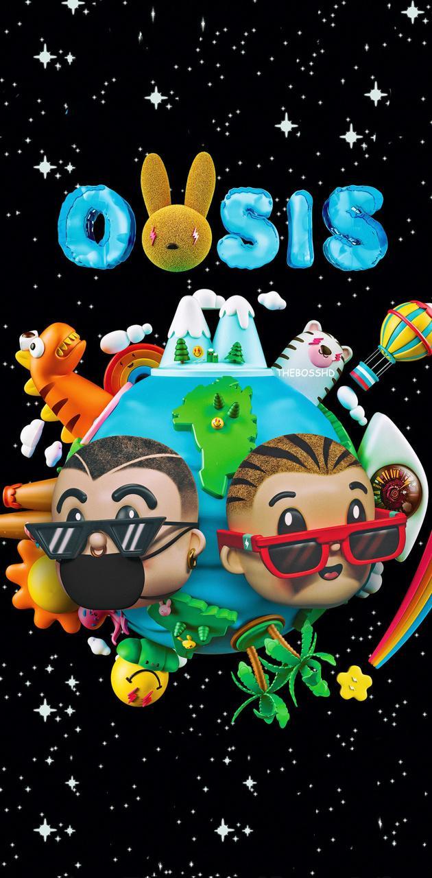 Oasis Album