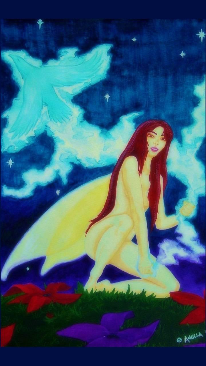 Night Flight -Fairy