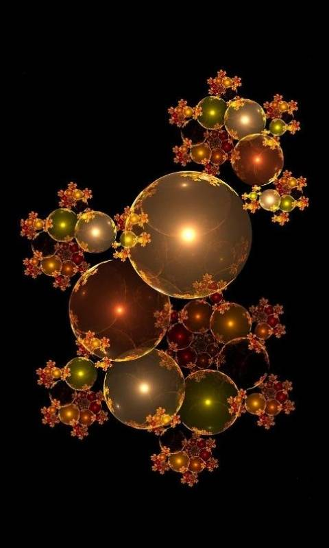 Autumn Bubbles