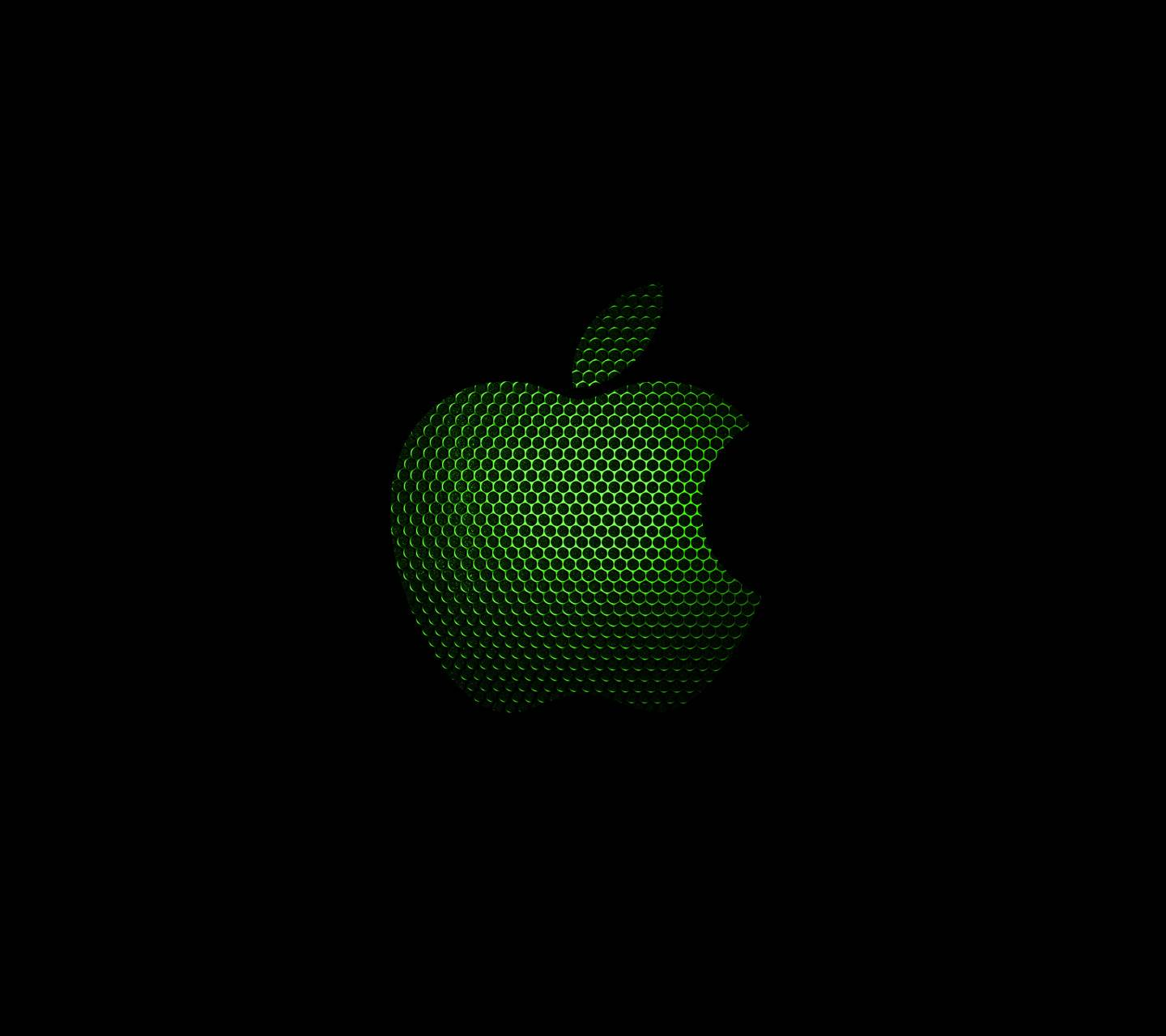 Apple style green