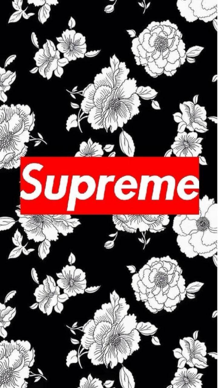 Supreme Flower Wallpaper By Gid5th 36 Free On Zedge