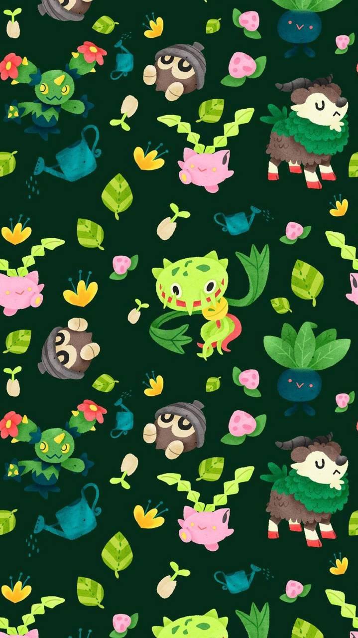 pokemon leaf