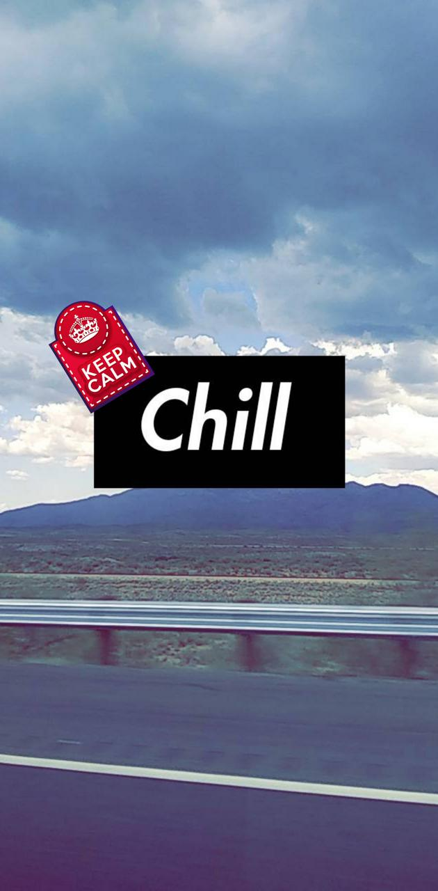 Chill in calm
