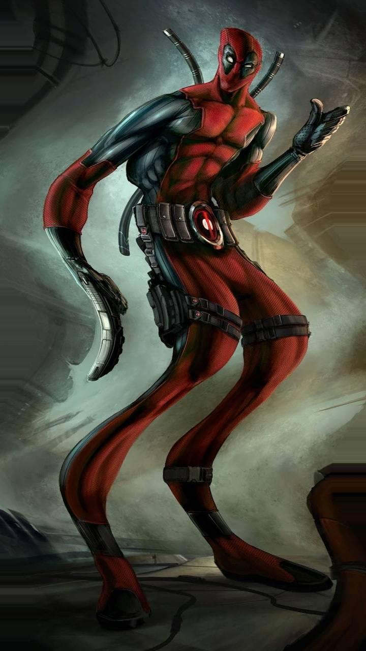 Deadpool deforme