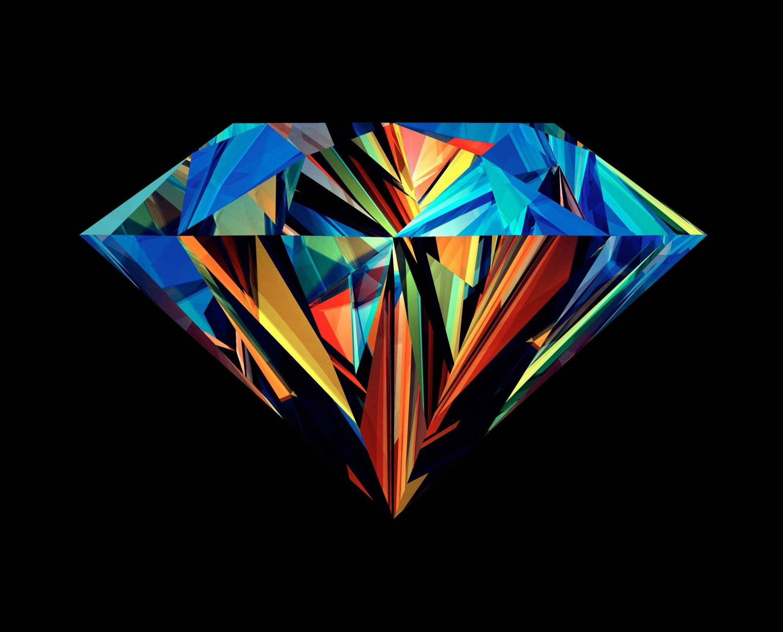 Diamond Abstract
