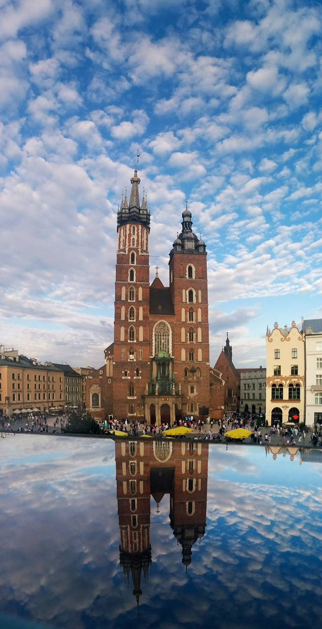 Marys Church-Krakow