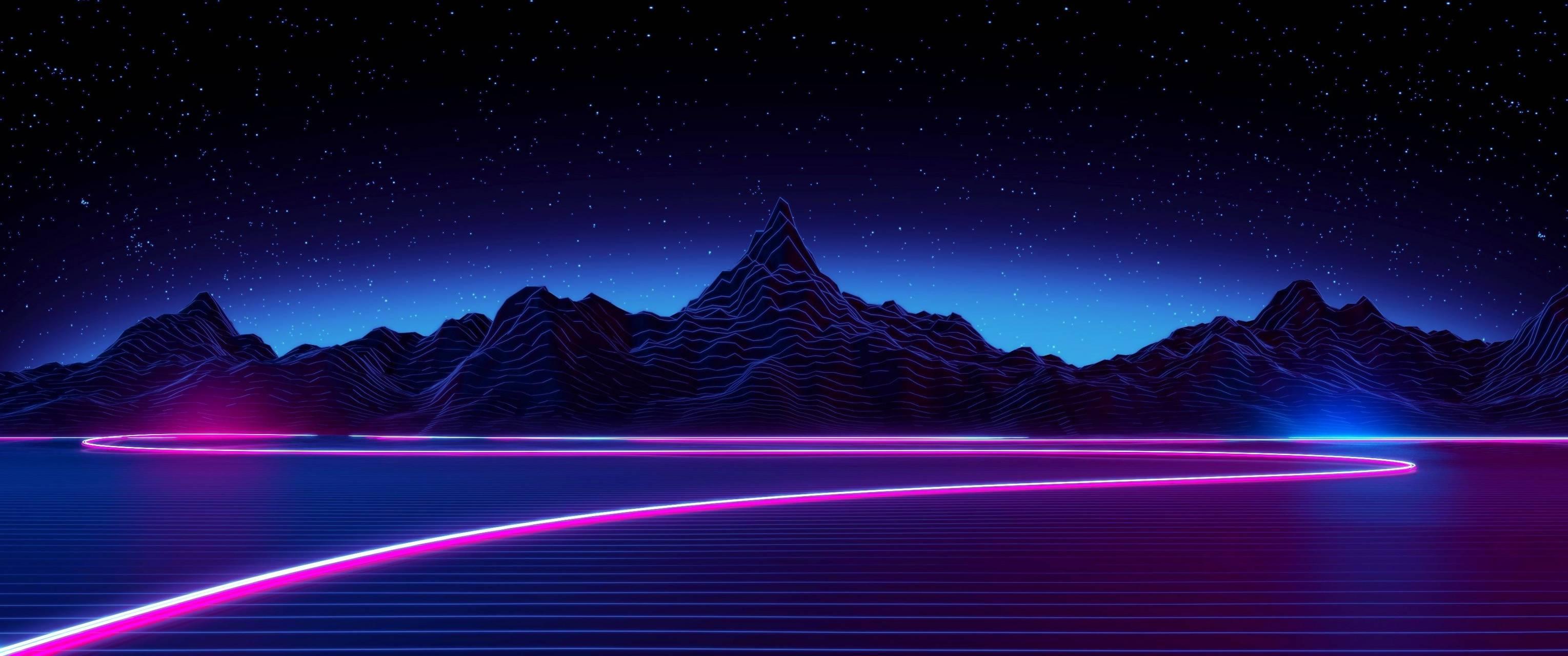 Neon Hills