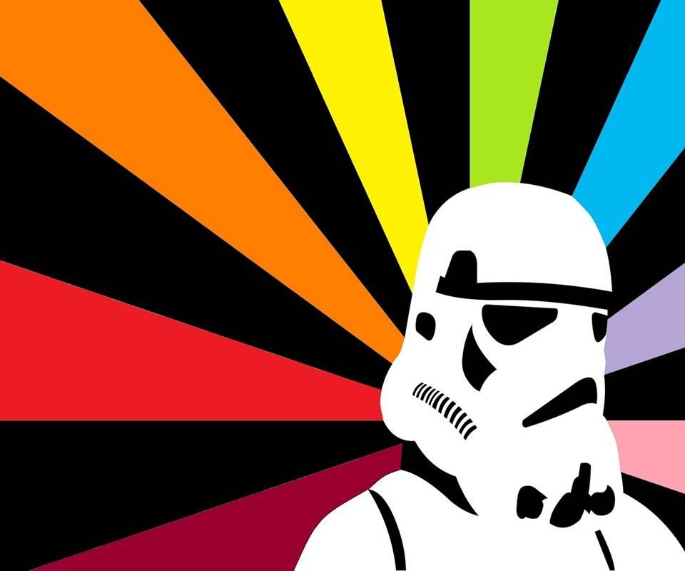 Storm Trooper High