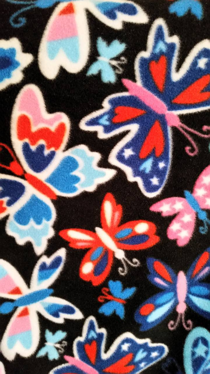 Bright Butterflies