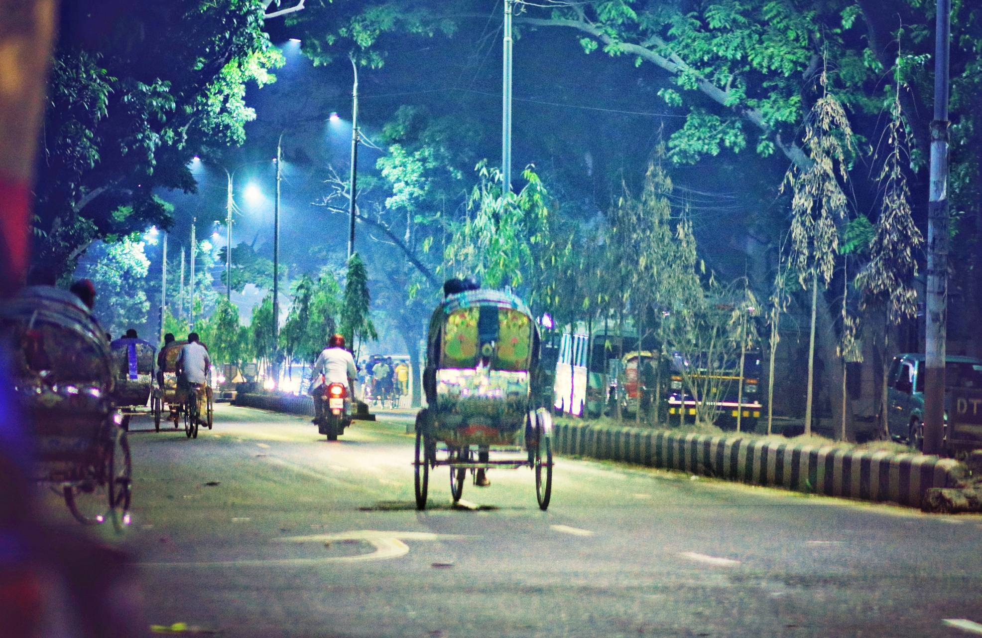 Night in Dhaka