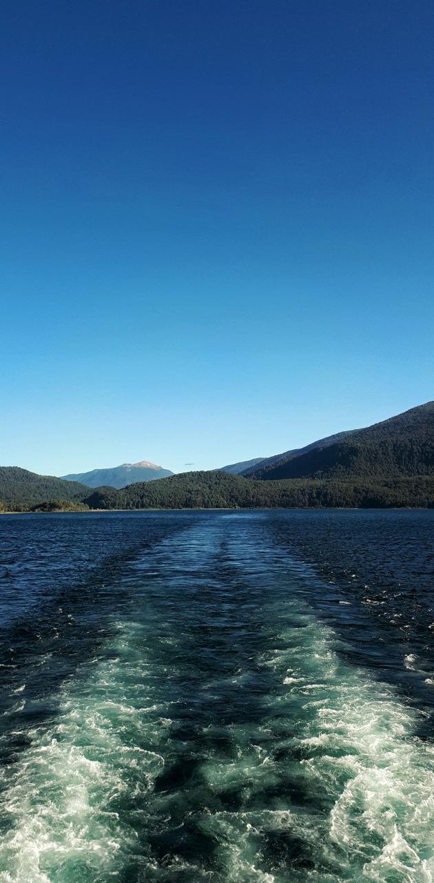 Lago Pirihueico Chile