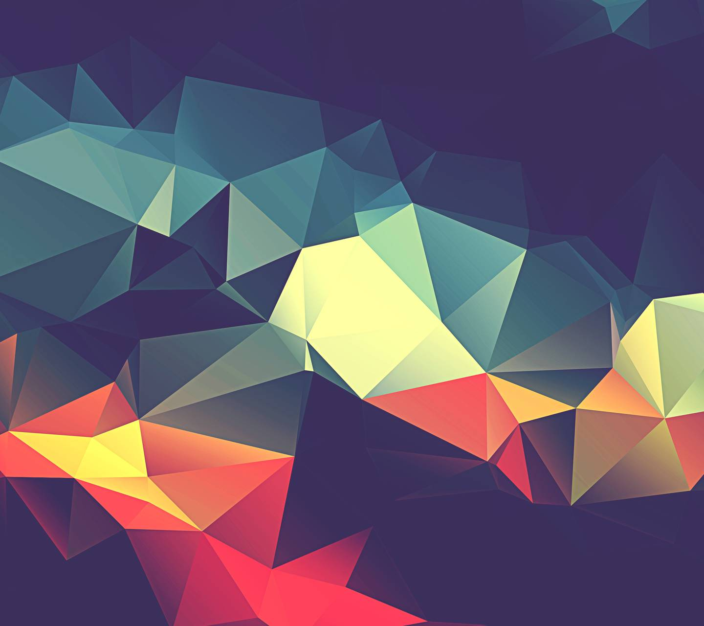 low poly 16