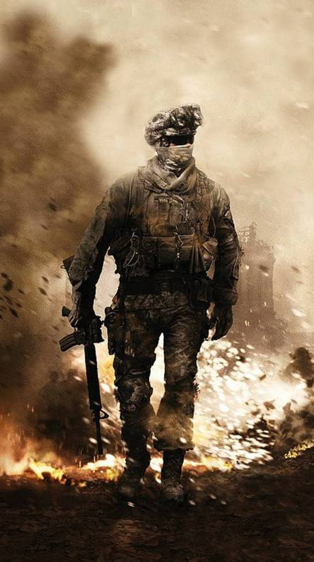 Modern Warfare 2 Ringtones And Wallpapers Free By Zedge