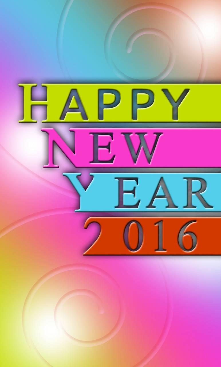 Happy new year2016