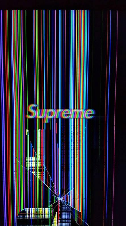 Glitching Supreme