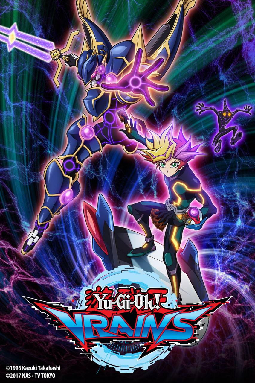 Yu Gi Oh Vrains Wallpaper By Deliciousfoundation 24 Free On Zedge